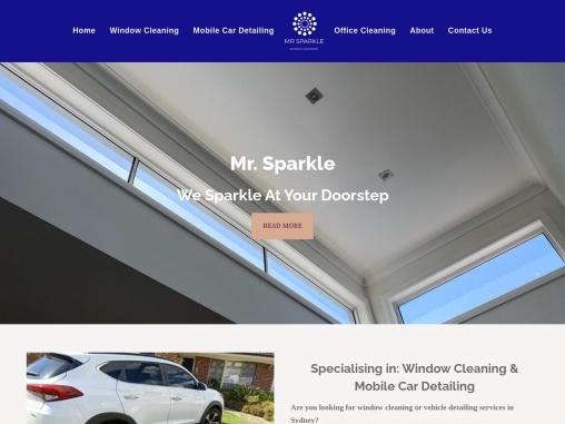 Mobile Car Wash In Parramatta | Window Cleaning In Sydney | Mr Sparkle  We Sparkle At Your Doorstep