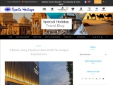 5 Best Luxury Hotels in New Delhi for Unique Experiences