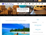 How to Plan Maldives Trip from India?