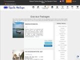 Goa Tour Packages with customized itinerary