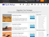 Customized Rajasthan Tour Packages Itinerary
