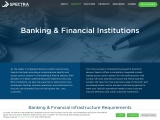 Access Control System for Banking & Financial Institutions | Spectra