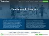 Time and Attendance management system for hospitals | Spectra