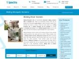 Sliding Mosquito Net for Windows