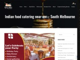 Indian food catering near me – South Melbourne