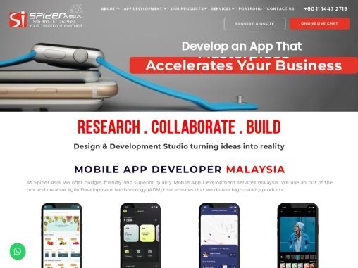 Mobile App Development Company Kuala Lumpur