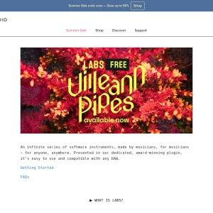 LABS — Free Virtual Instruments