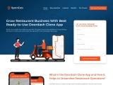 Doordash Clone,Doordash Clone App,Doordash Clone Script
