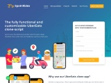 SpotnRides – UberEats Clone Food Delivery App