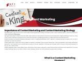 Content Marketing Agency | Conquer the Content Marketing Services