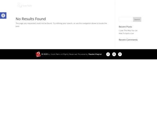 The Power of Shared Experiences By Richard Scott Rahn