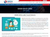 B2B2B White Label Travel Website – SRDV Technologies