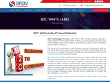 B2C White Label Travel Website company in india