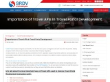 Importance of Travel API in Travel Portal Development