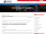What is Travel API Integration ?And how to grow the travel business?
