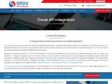Travel API integration Services for Travel Agents & Tour Operators -SRDV