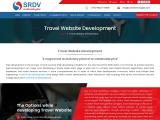 Best Travel website development company in India.
