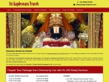 Tirupati Car Package from Chennai