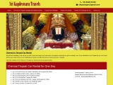 Chennai to Tirupati Car Rental