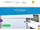 Best Haematology hospital | Top blood testing hospital
