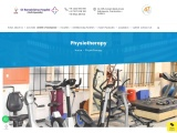 Best sciatica physiotherapy treatment And physiotherapy hospital With specialists