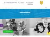 sriramakrishnahospital ophthalmology