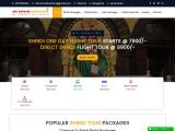 Shirdi tour package from Chennai, Chennai to Shirdi flight package
