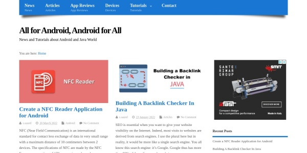 All for Android, Android for All