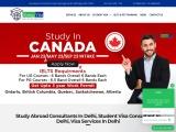 Student Visa Consultant in Delhi
