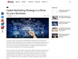 Digital Marketing Strategy is a Must for your Business
