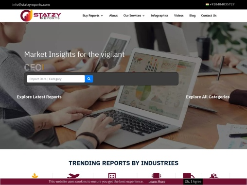 Statzy Market Research | Market Research Reports | Market Forecast | Market Trends