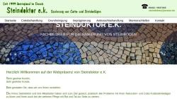 www.steindoktor.de Vorschau, Steindoktor e.K.