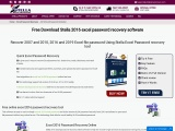 excel password recovery tool, excel password recovery software
