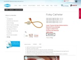 Sterimed Group High quality Foley Balloon Catheter High Flow