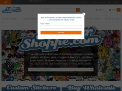 StickerShoppe screenshot