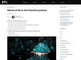 Effects of 5G on the Cloud Ecosystems