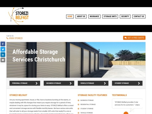 Simple and Affordable Self Storage
