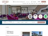 Luxury Boutique Hotel Rabat– Story Rabat