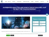 Augmented Analytics and which top BI tools will suit the best for your Enterprise?