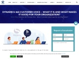 DYNAMICS 365 CUSTOMER VOICE – WHAT IT IS AND WHAT MAKES IT GOOD FOR YOUR ORGANIZATION?