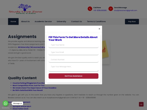 Best mba solved assignment For You