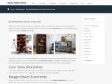 Buy Best Bookshelves Furniture Online In India