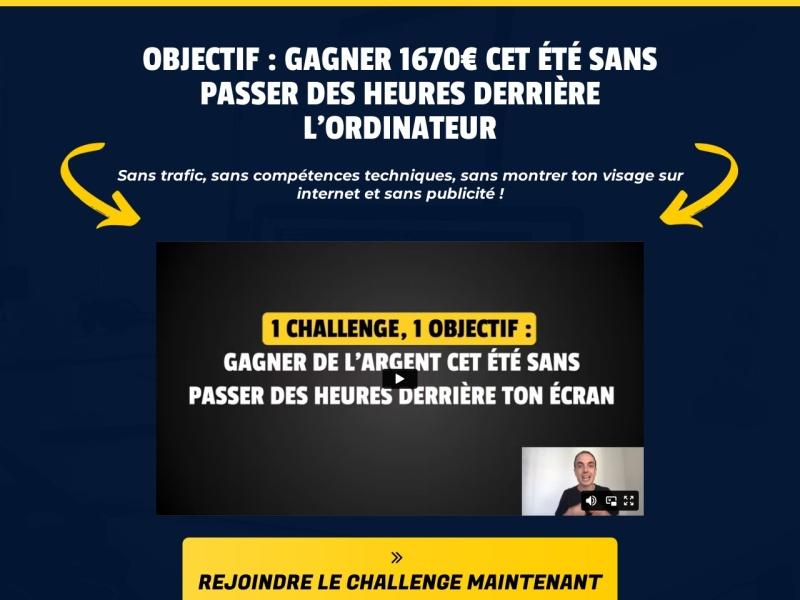 challenge cashgo