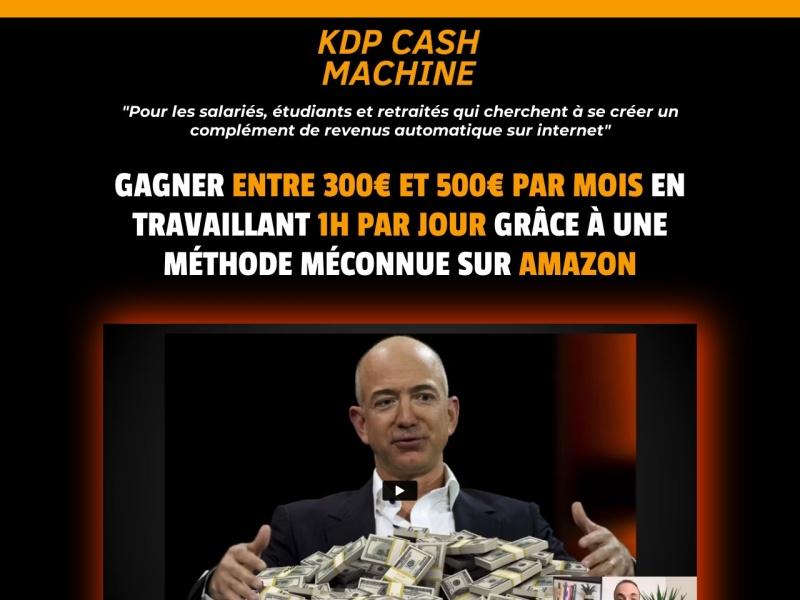 kdp cash machine