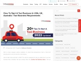 How to start Taxi Business company