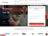 On Demand Grocery Delivery app Development Company
