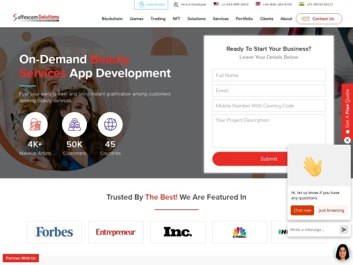 How to Build a Beauty On Demand App?