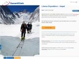 What is it like to climb Lhotse?