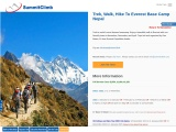 Why is the Everest base camp trek the most popular in the world?