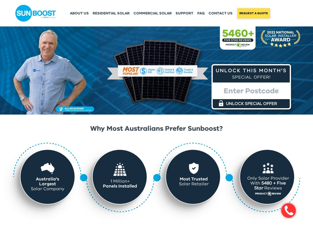 Sunboost™   Tier 1 Residential Solar Panels System with Best Price